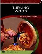Turning Wood Video cover